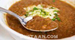 طرز تهیه سوپ گندم به سبکی خوشمزه و آسان