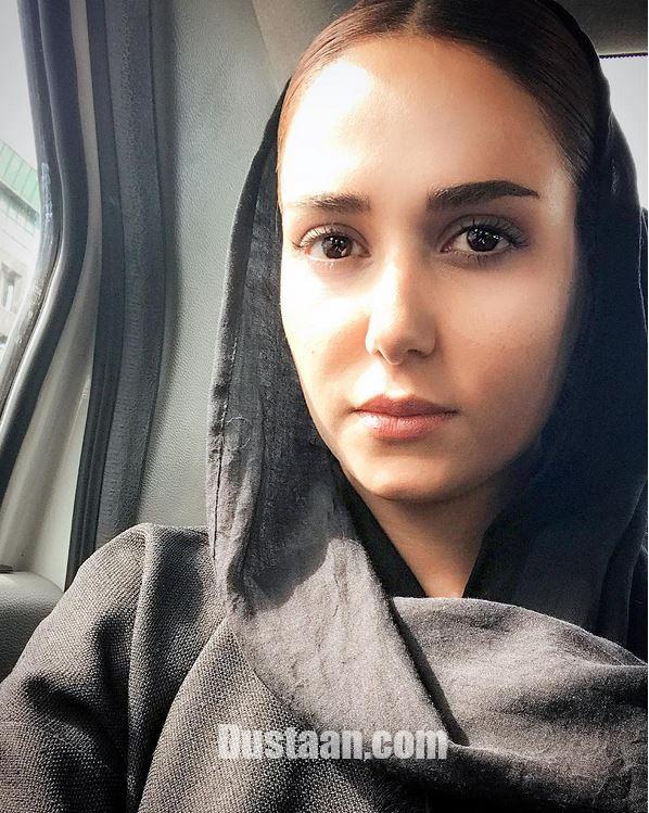پریناز ایزدیار از از ممنوع التصویر شدنش گفت +عکس