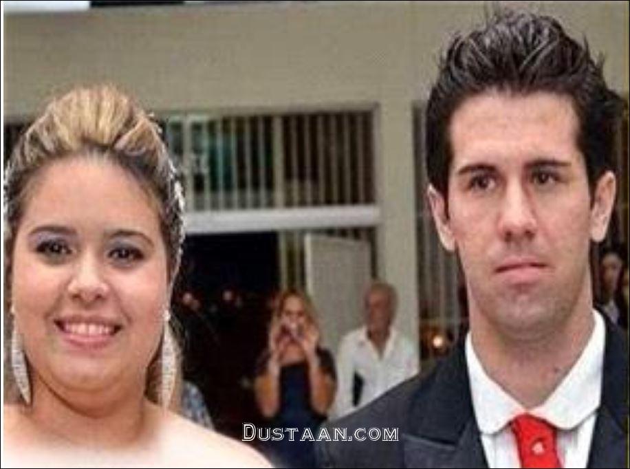 www.dustaan.com سورپرایز عجیب عروس، داماد را شوکه کرد! +عکس