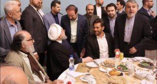 واکنش محمدرضا گلزار به عکس جنجالی اش با رئیس جمهور +عکس
