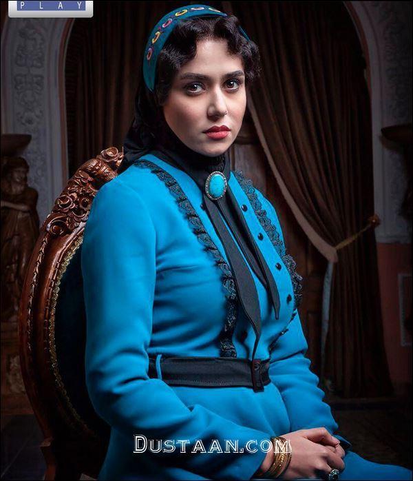 عکس: گریم زیبای پریناز ایزدیار در شهرزاد 2