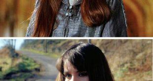 بازیگر 40 ساله ای که نقش دختر 11 ساله را بازی کرد! +عکس