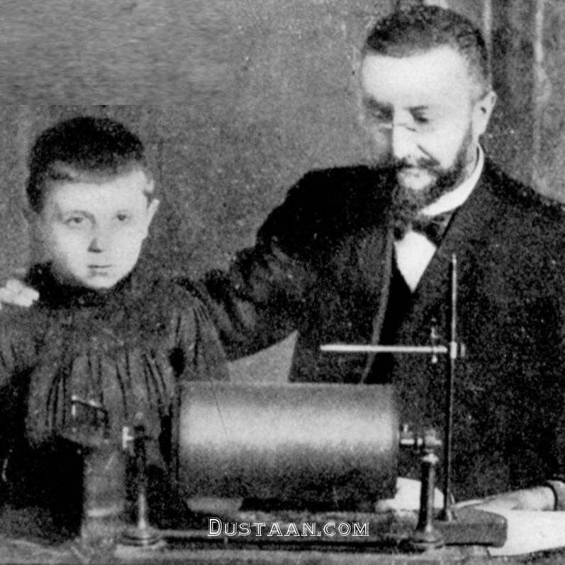 www.dustaan.com تست آی کیو را چه کسی اختراع کرد؟ +عکس