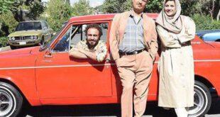 رضا عطاران و جواد عزتی در نمایی از فیلم «هزارپا» +عکس