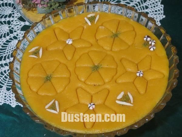 www.dustaan.com طرز تهیه حلوا شیر؛ بهترین حلوا برای ماه مبارک رمضان