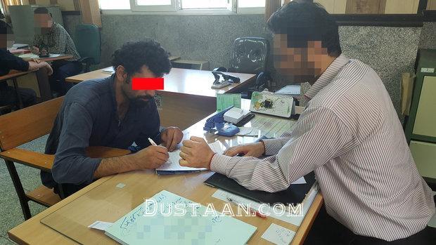 www.dustaan.com اعترافات هولناک مرد معتادی که مادرش را به قتل رساند +عکس