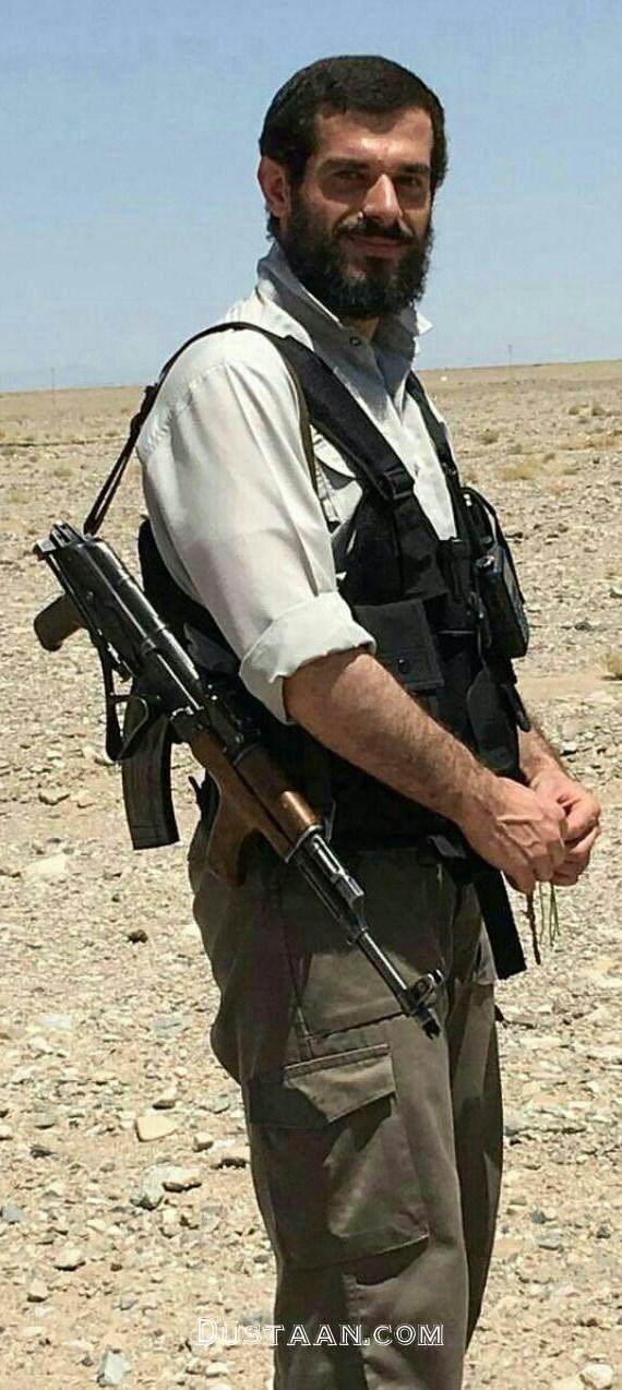 www.dustaan.com عکس: اولین شهید اطلاعاتی در درگیری با تروریست ها