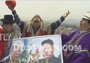 www.dustaan.com تلاش عجیب جادوگران برای آشتی دادن ترامپ و اون! +عکس