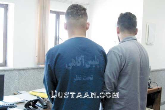 www.dustaan.com سارقی که از مغازه دار کتک مفصلی خورد! +عکس