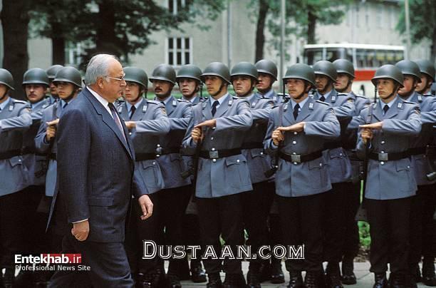 www.dustaan.com صدر اعظم سابق آلمان از دوران کودکی تا مرگ +تصاویر