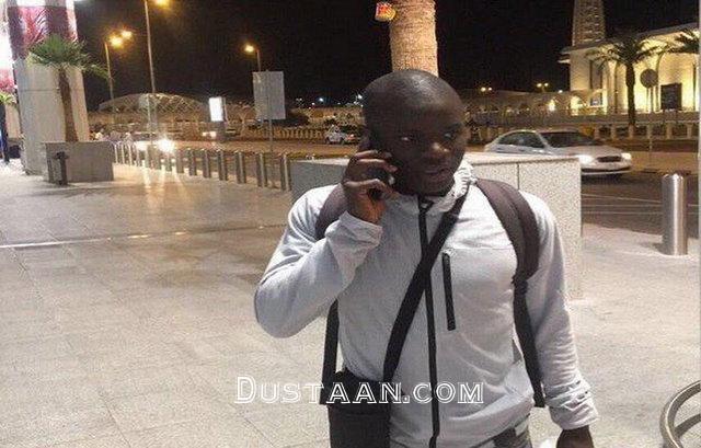 www.dustaan.com ستاره فرانسوی چلسی در مدینه منوره +عکس