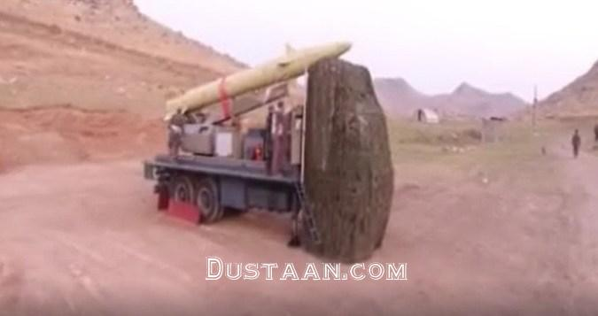 www.dustaan.com تصاویر: آماده سازی موشک های ذوالفقار قبل از شلیک