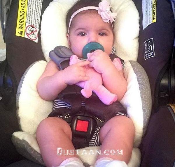 www.dustaan.com عکس جدید از دختر «شیلا خداداد»