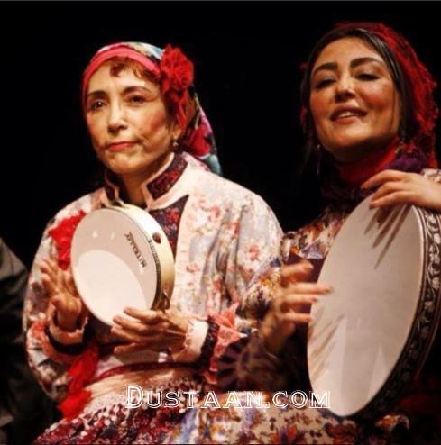 www.dustaan.com شقایق فراهانی و مادرش در اینستاگرام گلشیفته فراهانی
