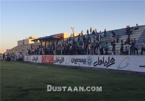 www.dustaan.com درخواست عجیب هواداران از سرمربی استقلال +عکس
