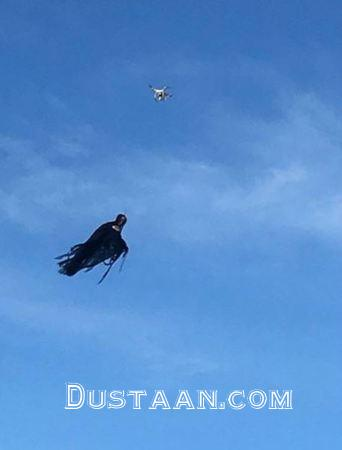 www.dustaan.com دیده شدن عزرائیل در آسمان! +تصاویر