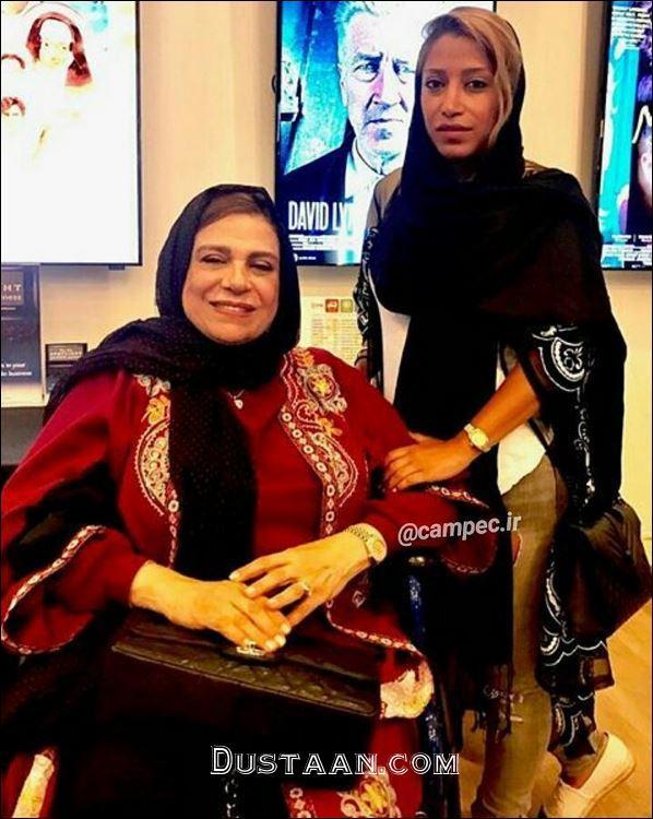 www.dustaan.com گوهر خیراندیش و دخترش آناهیتا اسماعیل خانی