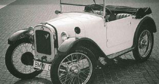نخستین خودروی ساخت BMW در سال 1929