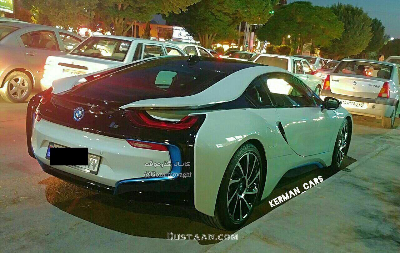www.dustaan.com مدرنترین خودروی جهان در ایران!