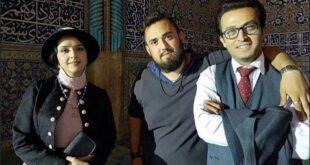 مصطفی زمانی و ترانه علیدوستی در شهرزاد 2 +عکس