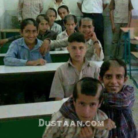 www.dustaan.com تنبیه عجیب دانش آموزان در دهه شصت! +عکس