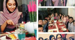 جشن تولد ترلان پروانه در کنار دوستانش +تصاویر