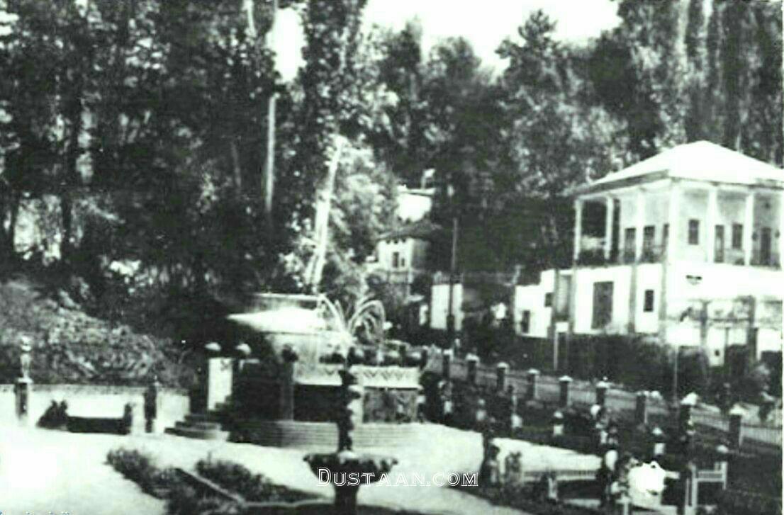 www.dustaan.com دربند تهران در اوایل سال 1300 شمسی +عکس