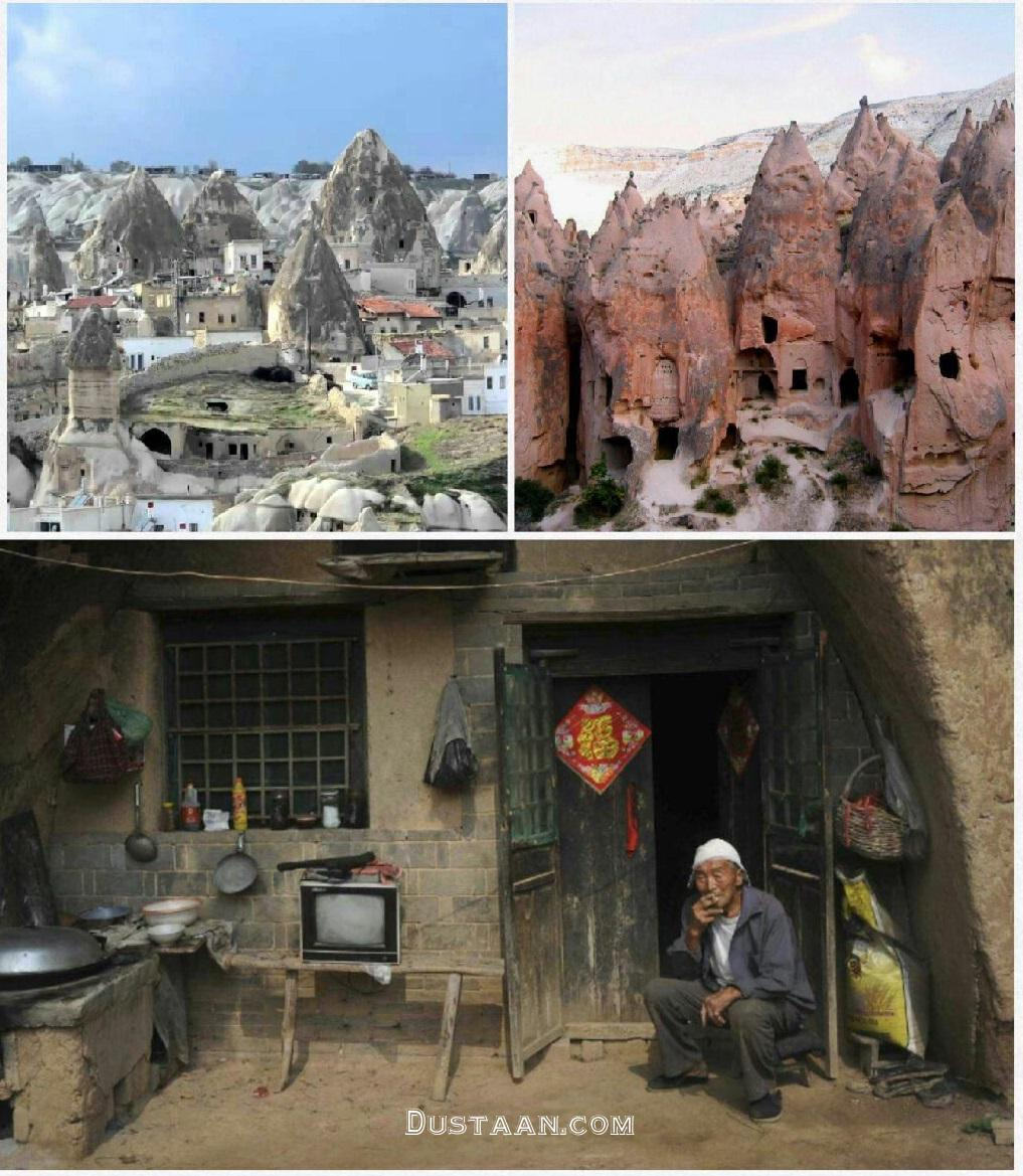 www.dustaan.com زندگی عجیب مردم در چین! +عکس