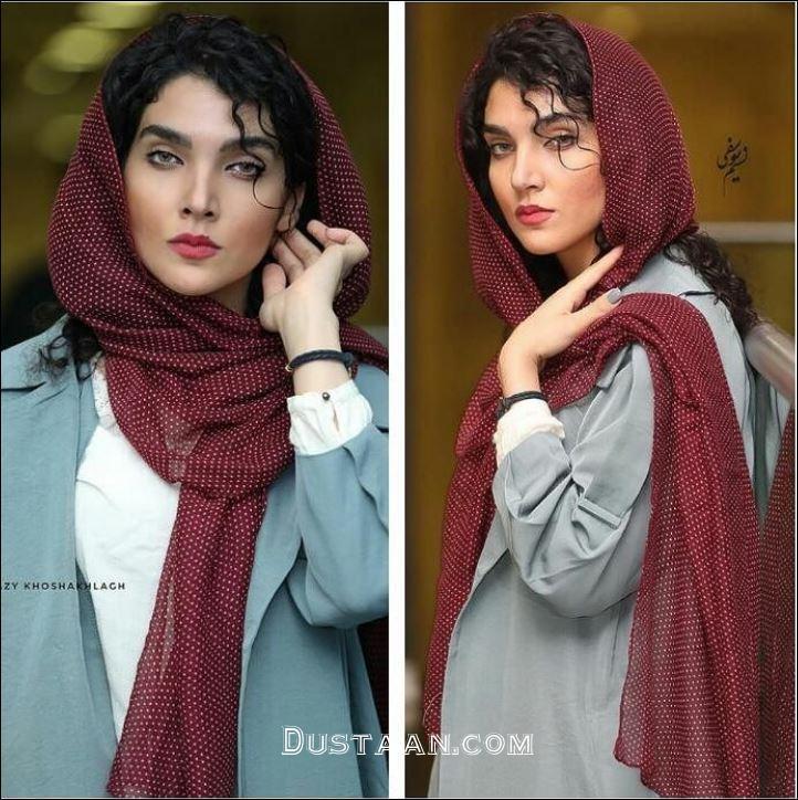 www.dustaan.com سارا رسول زاده در مراسم اکران یک فیلم +عکس