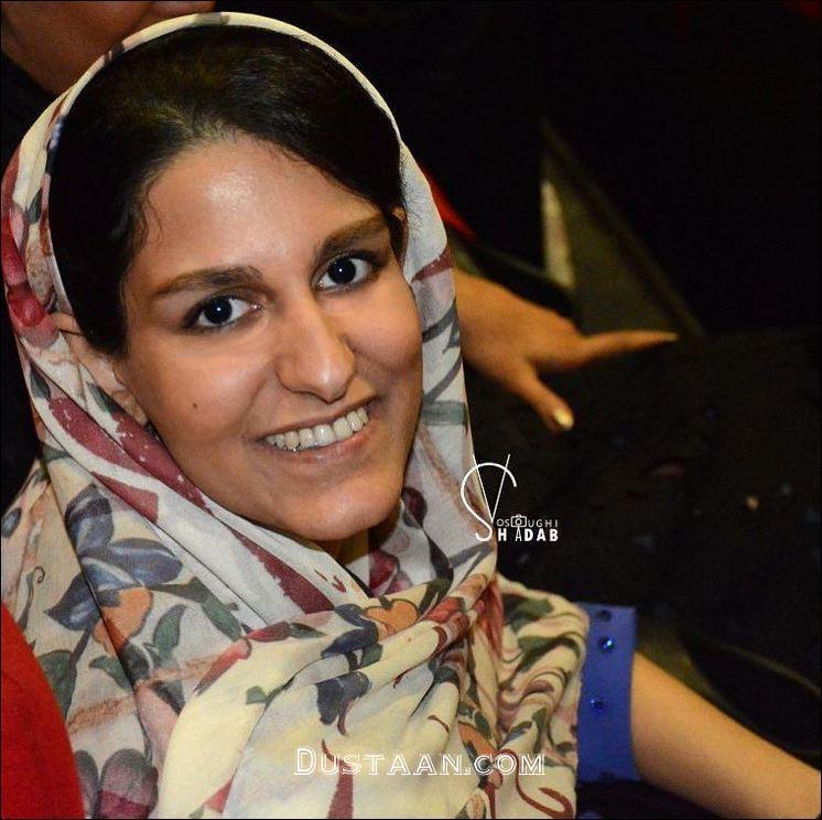 www.dustaan.com شهرزاد مدیری و پدرش مهران مدیری +تصاویر