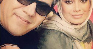 بیوگرافی و عکس های جدید صبا راد و همسرش مانی رهنما