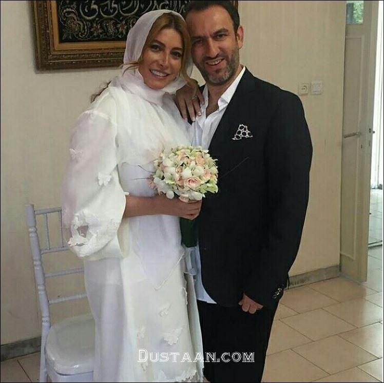 www.dustaan.com جزئیات ازدواج فریبا نادری + عکس های مراسم عروسی