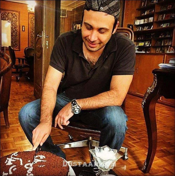 www.dustaan.com چهره خندان محسن چاوشی در روز تولدش! +عکس