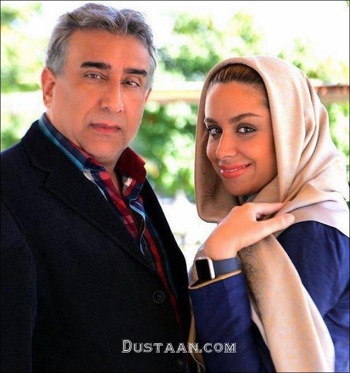 www.dustaan.com محمود دینی و دخترش نگار +عکس
