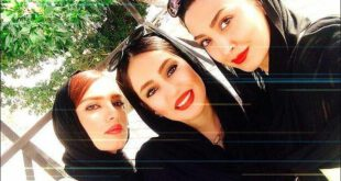 3 بازیگر زیبای سینما در یک قاب! +عکس