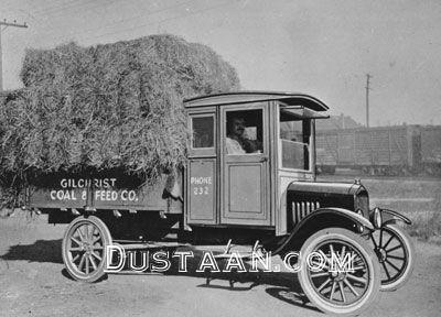 www.dustaan.com نخستین کامیون ساخت شرکت فورد +عکس