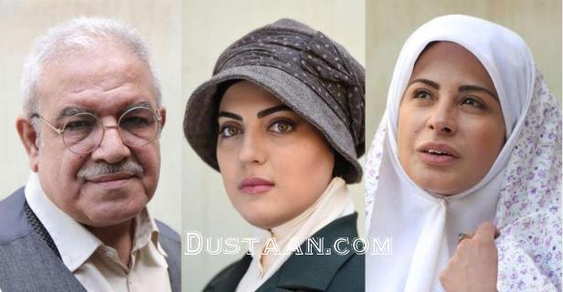 www.dustaan.com نخستین تصویر از گریم بازیگران سریال تاریخی «از یادها رفته»