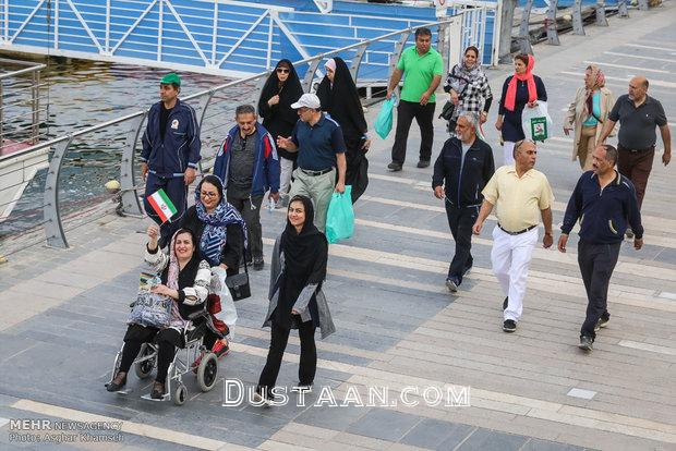 www.dustaan.com رابطه مستقیم پیاده روی با افزایش هوش