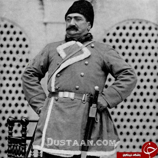 www.dustaan.com فرزند ارشد ناصرالدین شاه +عکس