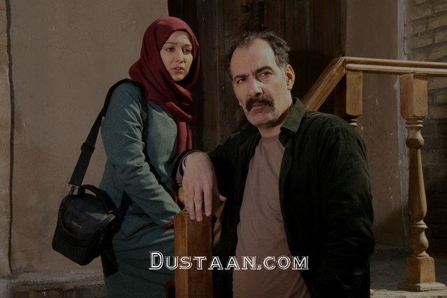 www.dustaan.com حضور افسانه بایگان در سریال «گمشدگان» +تصاویر