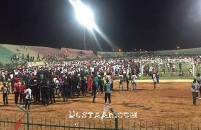 www.dustaan.com ریزش استادیوم 8 کشته برجای گذاشت +تصاویر