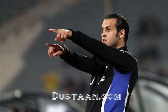 www.dustaan.com علی کریمی در آستانه جدایی از نفت