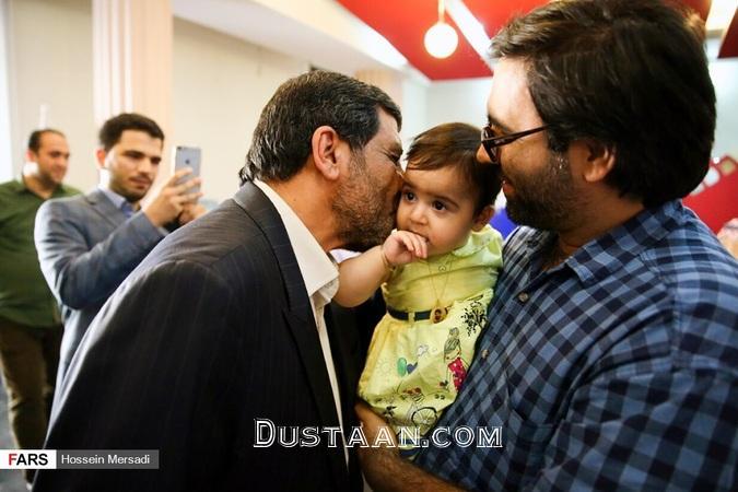 www.dustaan.com چهره های حاضر در جشن فارس پلاس +تصاویر
