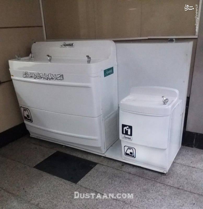 www.dustaan.com حرکت جالب مترو تهران