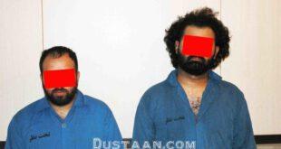 سرقتهای سریالی با لباس پلیس