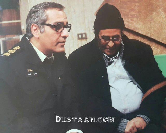 www.dustaan.com ماجرای قولی که مرحوم شکیبایی به مدیری داد +عکس