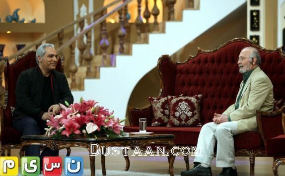 www.dustaan.com ماجرای عاشق شدن پرویز پورحسینی در «دورهمی»