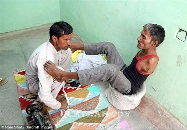 www.dustaan.com متفاوت ترین خیاط جهان را ببینید! +تصاویر