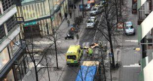 اقدام عجیب راهنمایی و رانندگی سوئد!