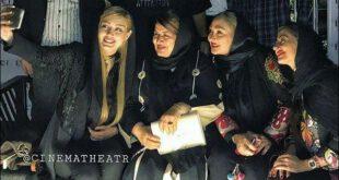 لهام حمیدی و سحر قریشی در مراسم تولد جواد رضویان +تصاویر